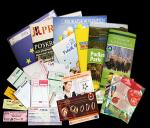 Druk, foldery, wizytówki